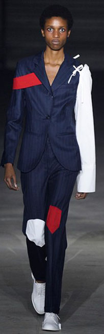 Jacquemus 2016春夏巴黎时装周