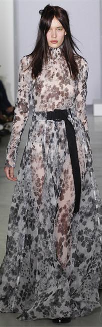 Yang Li 2016春夏巴黎时装周