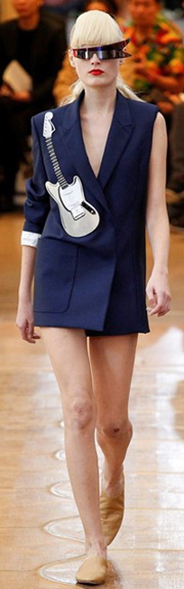 Acne Stuidio 2016春夏巴黎时装周