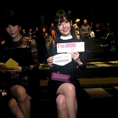 从国民老公到国际名媛 郭碧婷就赢在一个空气刘海!!