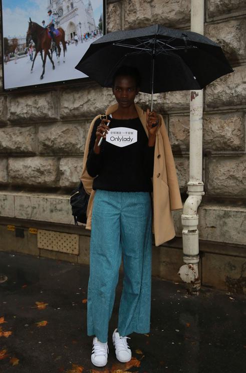 巴黎的时髦酷到不只一点点