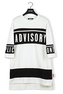 ADVISORY中袖T恤