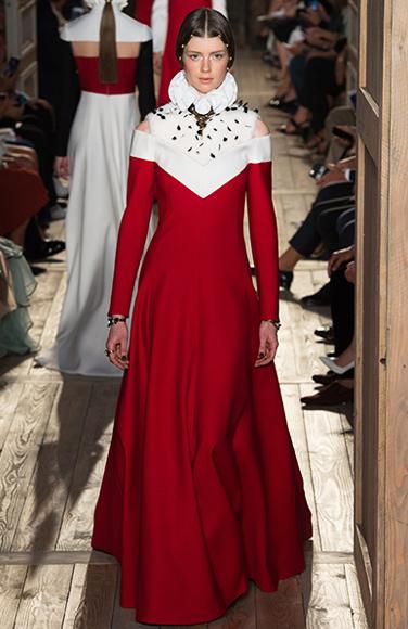 Valentino在夏天,做一场与莎翁有关的美梦