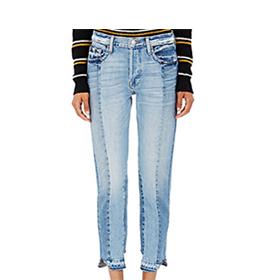 Frame#高腰仔裤#¥3005