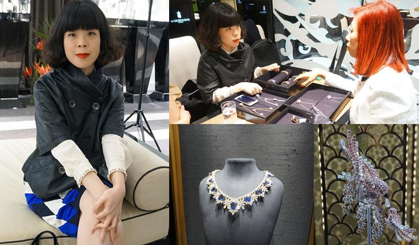 跟珠宝投资收藏家Julia老师去巴塞尔,让你看到一个不一样的表展!