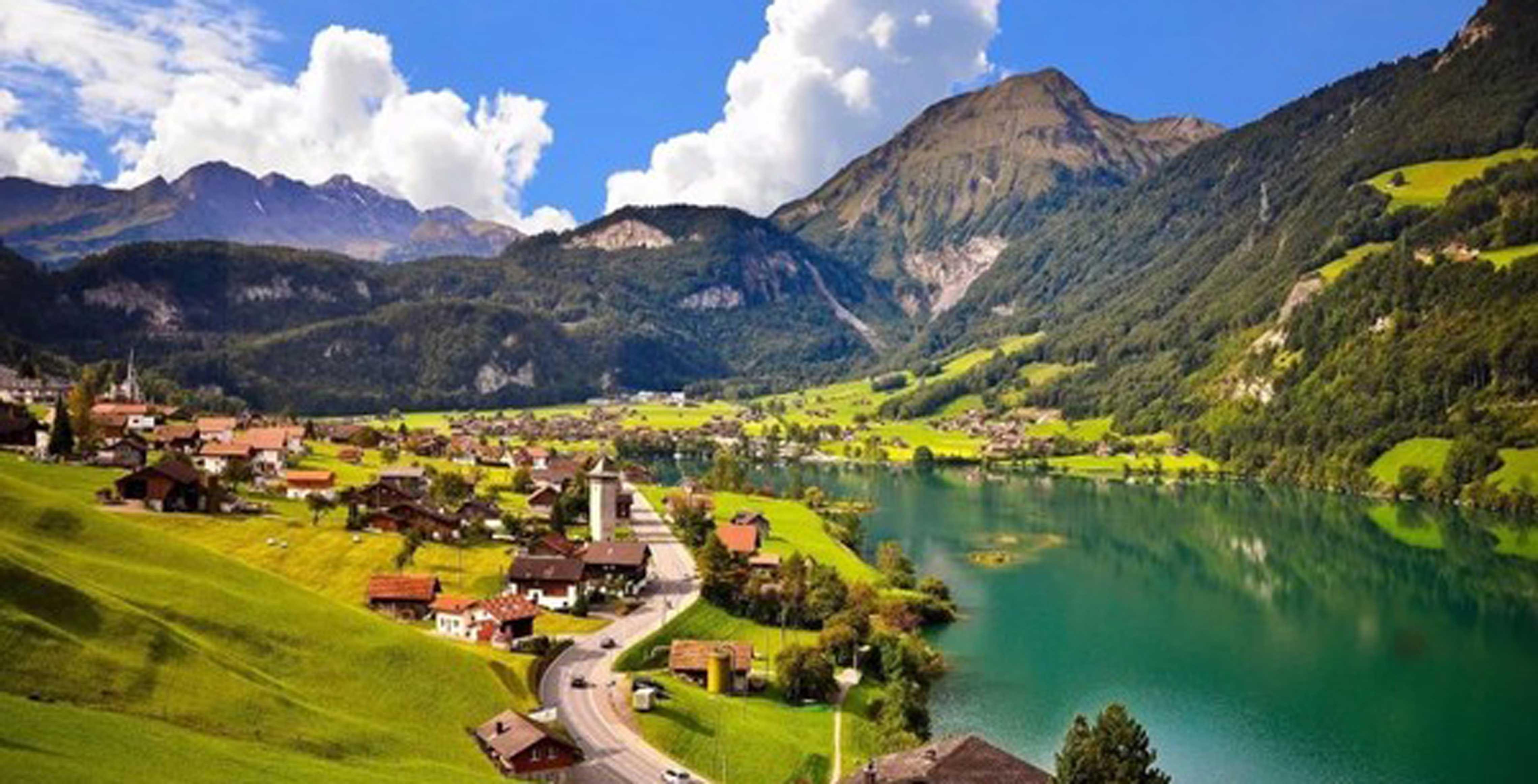 让杨洋、陈柏霖去瑞士的原因不是风景,而是…