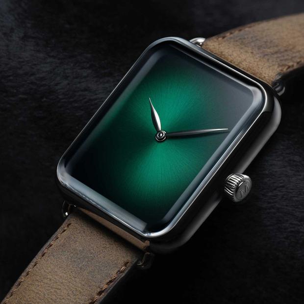 亨利慕时 Swiss Alp Watch概念腕表