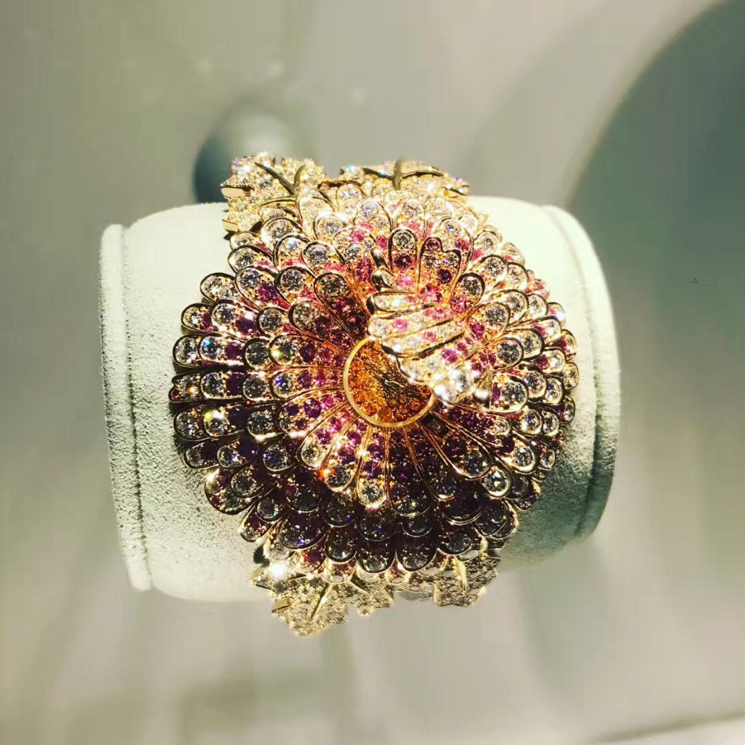 梵克雅宝 高级珠宝腕表