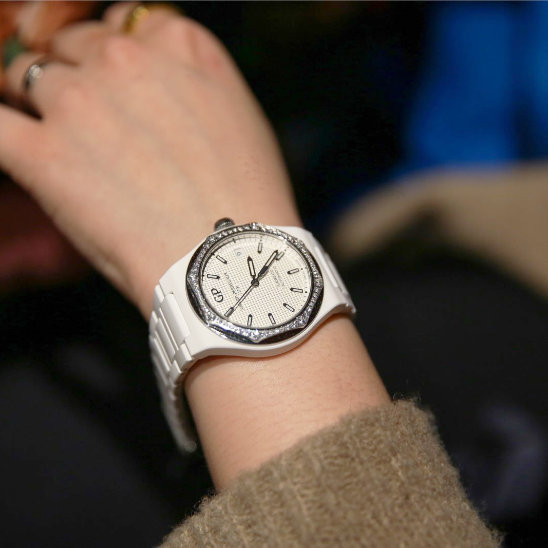 芝柏表 Laureato 桂冠系列陶瓷腕表
