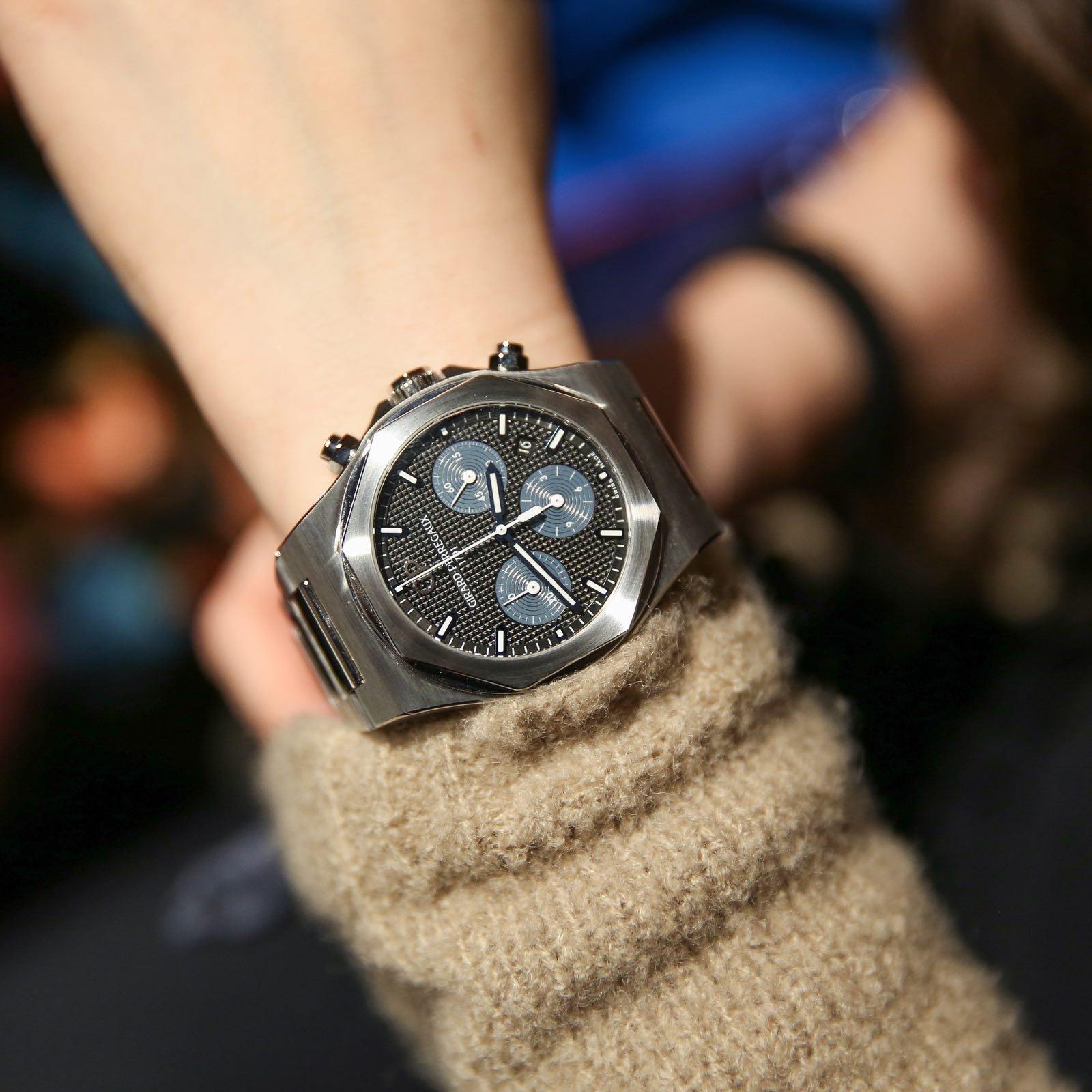 芝柏表 Laureato桂冠系列计时腕表