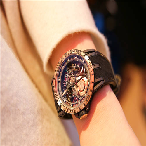 罗杰杜彼 Excalibur Aventador S系列腕表