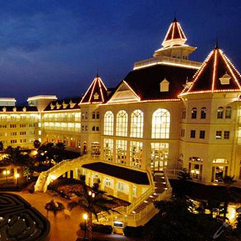 美爆了的度假酒店,总有一款适合你!