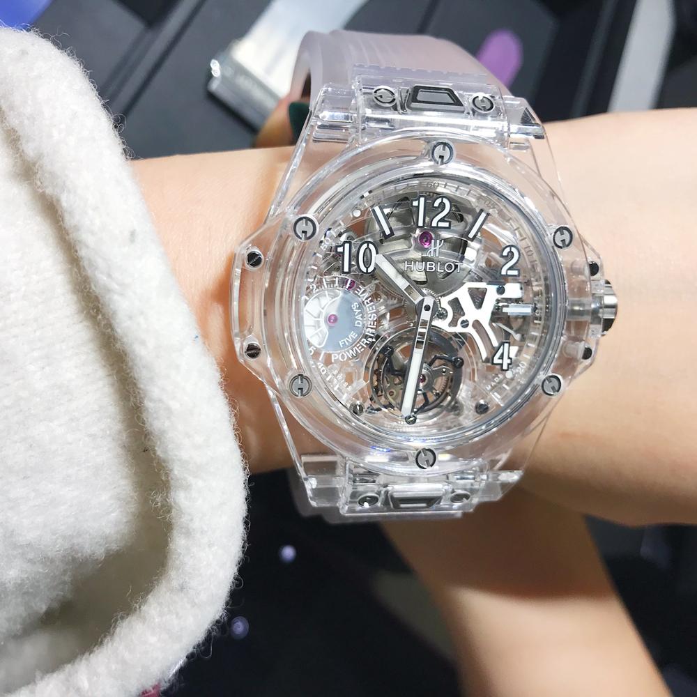 宇舶新款腕表