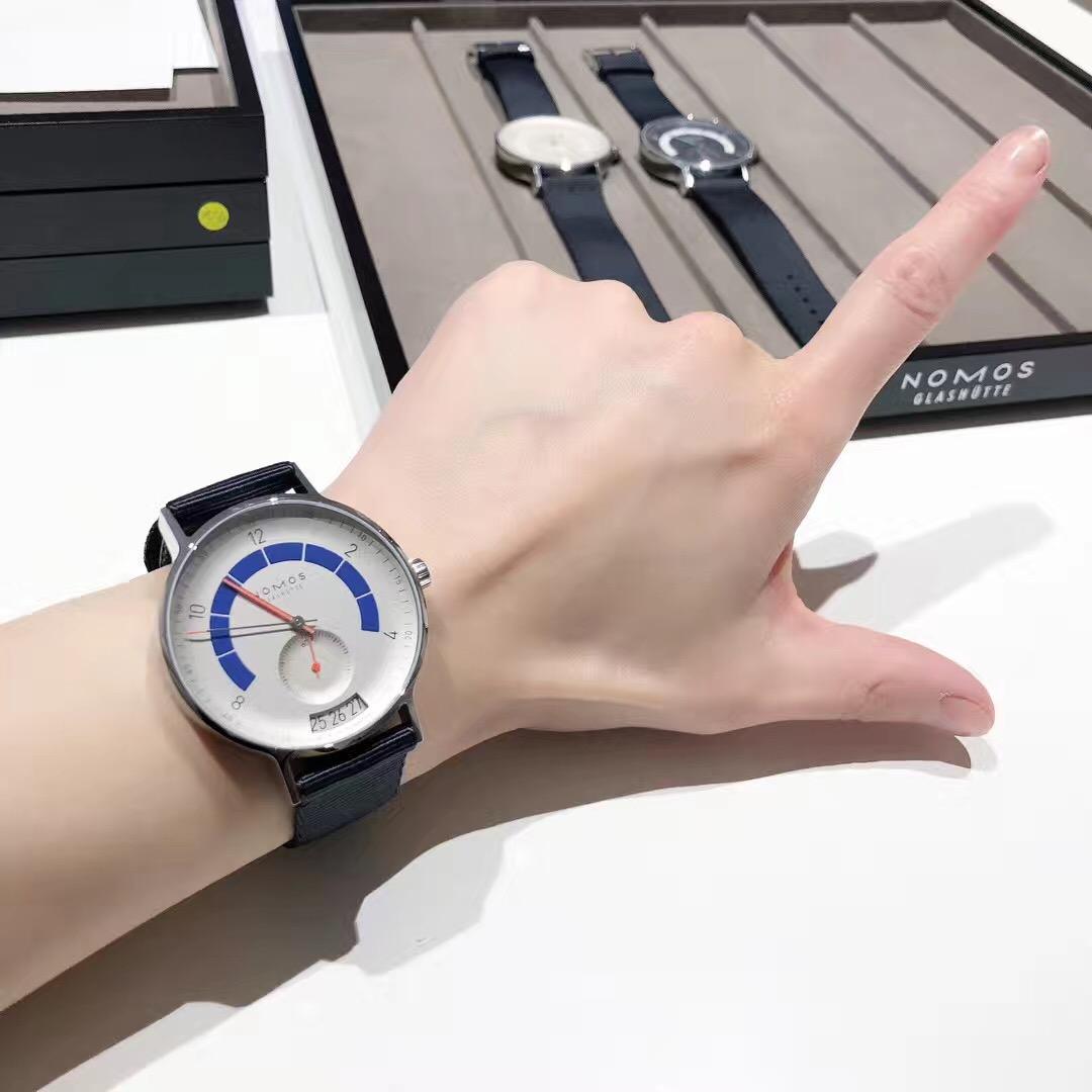 NOMOS新款腕表