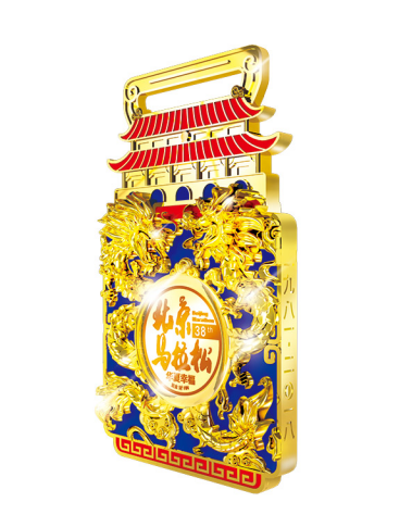 六福珠宝连续四年助力北京马拉松赛事