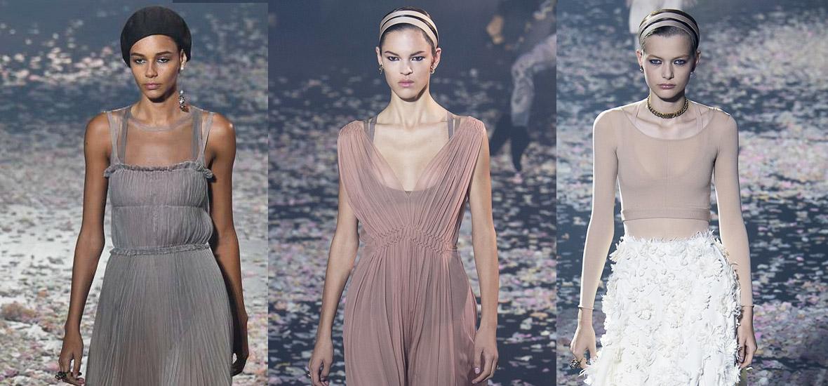 Dior在花瓣雨中动人舞蹈,王子文和Angelababy都赞不绝口!
