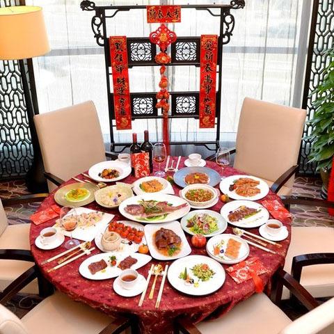 北京金融街丽思卡尔顿酒店 金阁中餐厅团聚飨宴