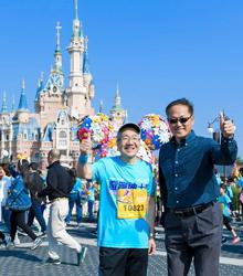 """奇遇不止好时光,西铁城庆祝与上海迪士尼度假区开展战略联盟 西铁城带来时间秘钥, 成为""""奇跑迪士尼""""官方计时"""