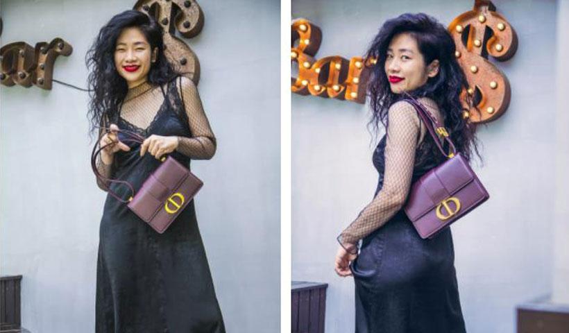 7天LOOK | 一只包包走天下【Dior 30Montaigne】