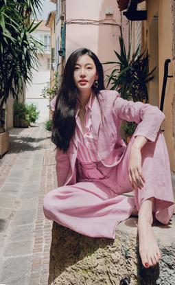 走心女孩陈碧舸:不想去戛纳的超模不是好导演!