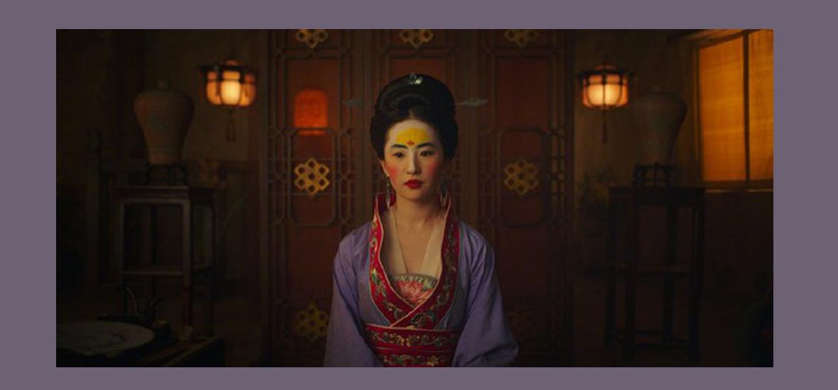 首个迪士尼华人公主――刘亦菲,墨镜十级爱好者