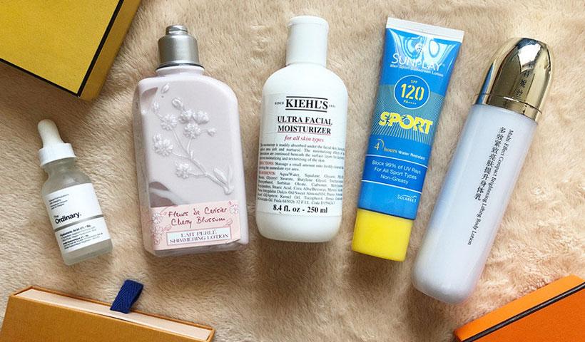 身体肌肤冬天更需护理,保湿防晒得做足