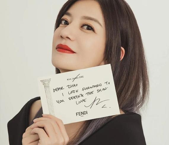 FENDI 2021FW 女装设计首秀