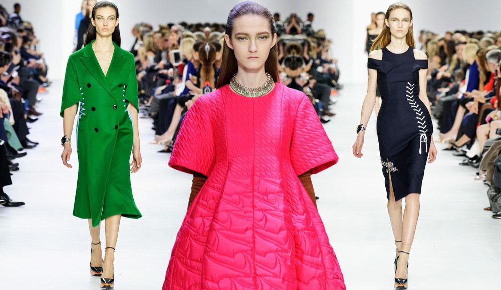 Dior 2014秋冬高级成衣秀系列