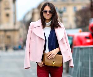 巴黎时装周Day6  OL时尚博主带你领略魅力街头