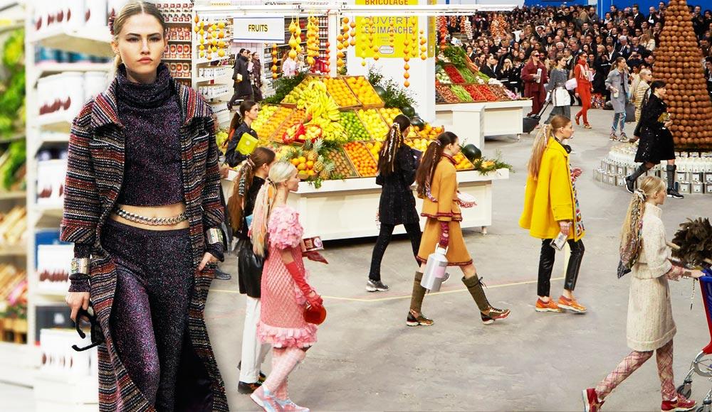 来大皇宫购物吧!Chanel 2014秋冬系列