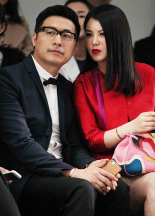 李湘夫妇助阵SHIATZY CHEN
