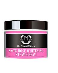 The Namir自然奇迹雪玫瑰晶皙蒸汽面霜