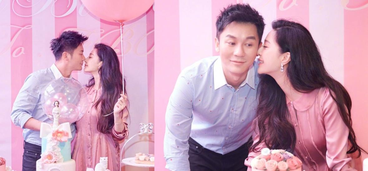 """李晨成功求婚范冰冰 永远做你宠爱的""""女孩"""""""