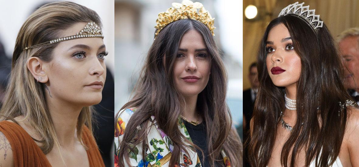 皇冠比拼!最美的妝容都不如戴上一頂皇冠來的驚艷