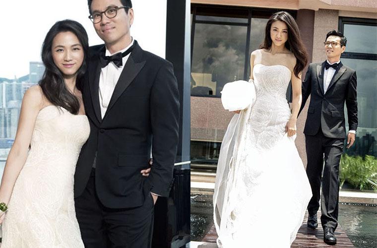 汤唯高调披嫁衣 女星干嘛这么爱Vera Wang?