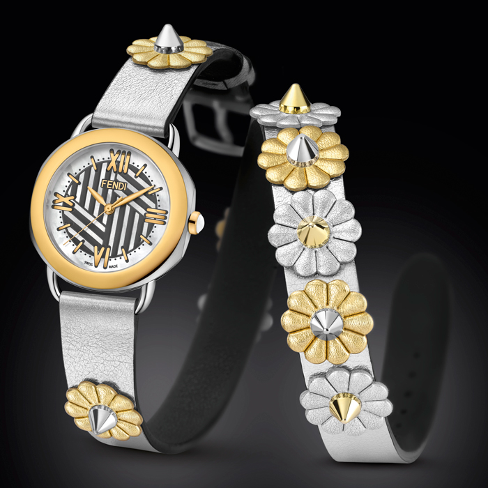Fendi Timepieces新推Selleria Strap You 腕表