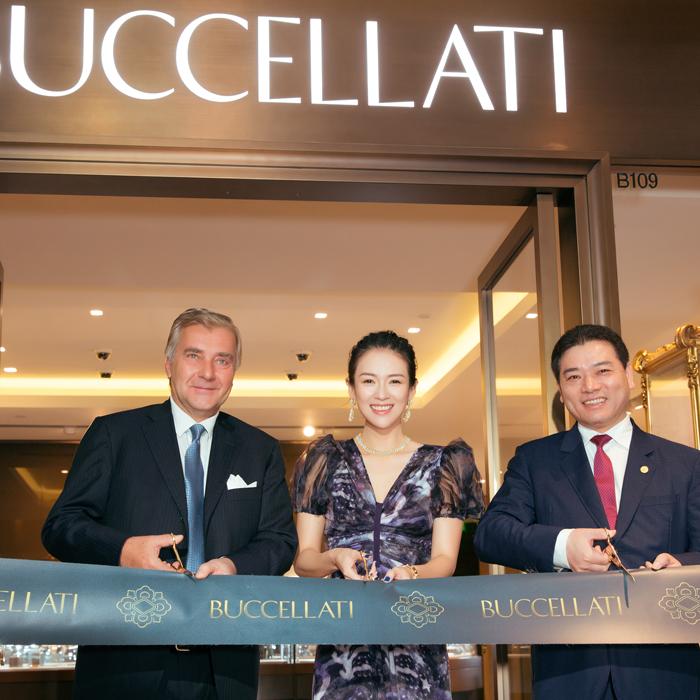 意大利殿堂级高级珠宝品牌布契拉提正式登陆中国
