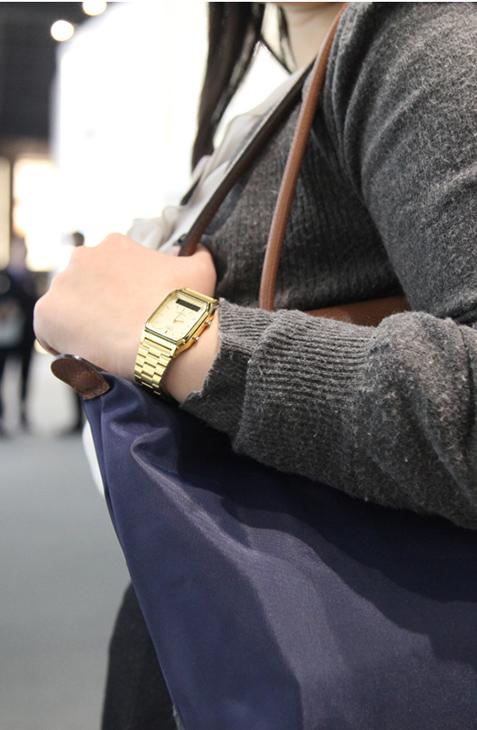 潮人最爱的街拍腕表