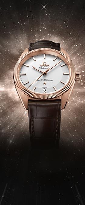 欧米茄星座系列尊霸腕表