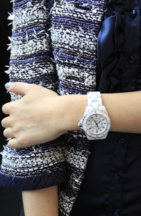 百搭小香与陶瓷腕表