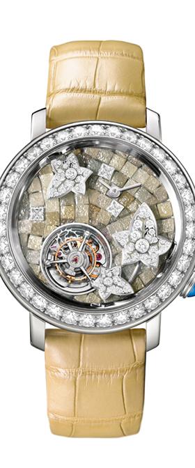 宝诗龙Lierre de Lumière系列腕表