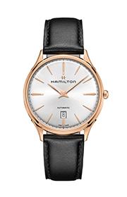 汉米尔顿纤薄金质腕表