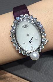 宝玑高级珠宝腕表