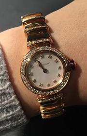 宝格丽LVCEA系列腕表