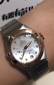欧米茄星座系列腕表