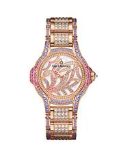 白蒂诗天鹅限量珠宝系列腕表