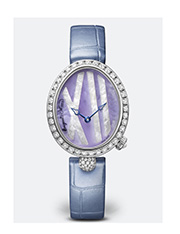 宝玑那不勒斯王后系列REINE DE NAPLES 9818迷你公主系列腕表