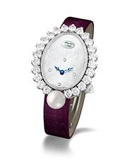 宝玑高级珠宝系列腕表