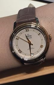 欧米茄蝶飞系列腕表