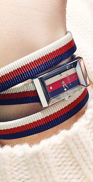 古驰G-Frame系列腕表